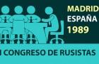 II Congreso de Rusistas de España