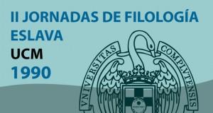 Jornadas de Filología Eslava de la UCM