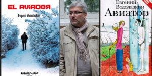"""Traducción de la novela «El aviador"""" (""""Авиатор"""") de Evgeni Vodolazkin"""